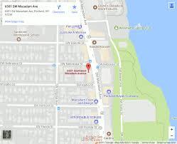 Google Map Oregon by Contact Jennie L Clark Malpractice Attorney Malpractice