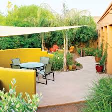 Outdoor Yard Decor Ideas Great Ideas For Outdoor Rooms Sunset