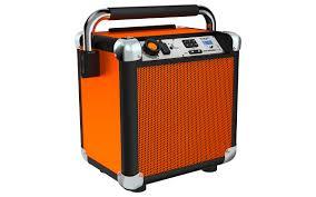 Rugged Wireless Speaker Job Rocker Plus Rugged Wireless Jobsite Sound System Ion Audio