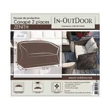 protection pour canapé housse de protection pour canapé 2 places zenith en résine in