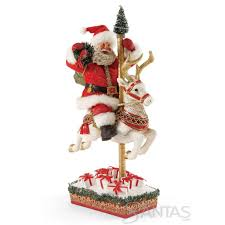 possible dreams santa ruby anniversary carousel possible dreams santa 4052440 santas