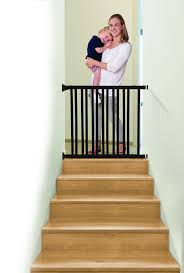 Child Proof Gates For Stairs Wooden Swing Gate Dreambaby