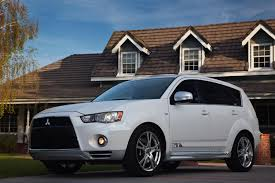 white mitsubishi outlander mitsubishi outlander history photos on better parts ltd