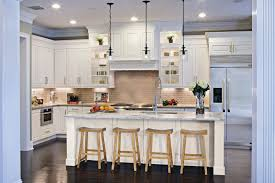 Pendant Lights For Kitchens Choosing The Perfect Glass Pendant Lights For Well Illuminated