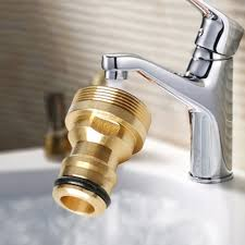 Kitchen Faucet Hose Adapter by Water Hose Adapter For Kitchen Faucet Voluptuo Us