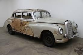 mercedes adenauer 1956 mercedes 300c adenauer beverly car