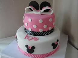 minnie mouse birthday cakes easy minnie mouse birthday cake