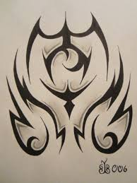 tatoo design tribal tribal tattoo design 2 by blackbutterfly006 on deviantart