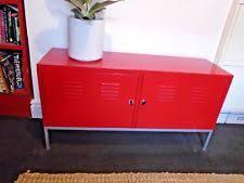 Ikea Red Cabinet Ikea Metal Cabinets U0026 Cupboards Ebay