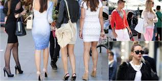 Croatian Girls Dressing Up U0026 Looking Good No Matter The Occasion
