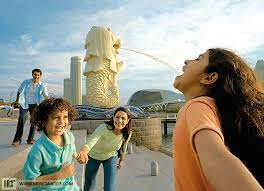 singapore lion the merlion of the lion city how singapore s icon and nickname