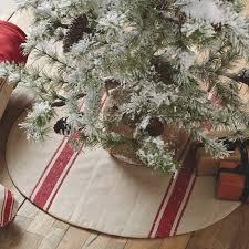 white tree skirt and white 21 christmas tree skirt antique farmhouse
