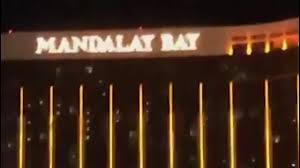 raw video of first moment of las vegas shooting youtube