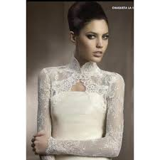 wedding dress jacket sleeve lace wedding jacket tulle lace open front