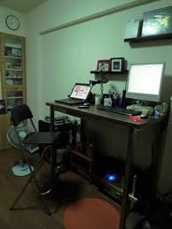 Diy Stand Up Desk Ikea by How A Standing Desk Can Save Your Life U2013 The Elusive Sleuth