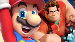 wreck ralph 2 happening feature mario ign