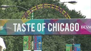 taste of chicago map taste of chicago 2017 restaurant list announced abc7chicago com
