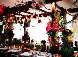 wedding planner california outdoor california wedding ceremony with bright wedding flowers