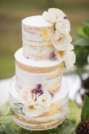 gold leaf wedding cake decorating idea u2013 q loca