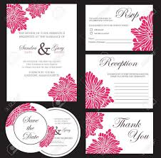 Invitation Card Marriage Bridal Shower Invitation Cards Wedding Invitation Template Vector