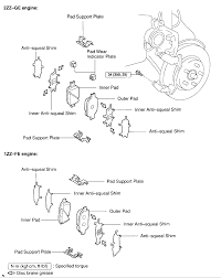 index of pdf t23 toyota celica service manual 00 up braking