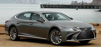 lexus that looks like a lamborghini 2018 lexus ls 500 and lexus ls 500h the daily drive consumer guide