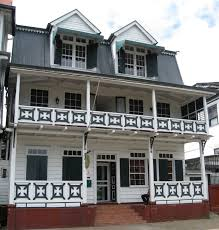 dutch colonial homes novel adventurers colonial dutch architecture of paramaribo