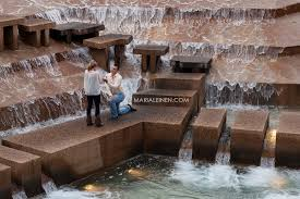 Fort Worth Photographers Dallas Wedding Photographer Sweet Proposal At Fort Worth Water