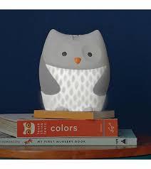 skip hop owl night light skip hop moonlight melodies nightlight soother owl