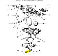 2004 chevy tahoe ac diagram 100 images 2000 chevy tahoe blower