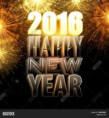 happy new year 2016 vector photo bigstock