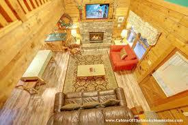 pigeon forge cabin hidden creek 4 bedroom sleeps 14