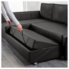 Black Sofa Sleeper Home Decor Wonderful Sofa Sleeper Ikea And Hammarn Bed Knisa