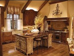 country themed kitchen ideas country kitchen decor combines charm and rustic