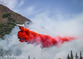 Alaska Wildfire Safety by State Forestry Continues Aerial And Ground Assault On Mchugh Fire