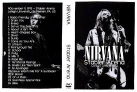 Nirvana Blind Pig Dvd List