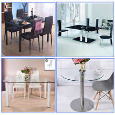 dining table and 6 chairs furniture ebay
