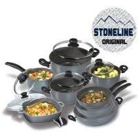 cuisine m6 boutique stoneline set 13 casseroles en m6 boutique l original vu