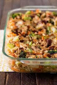 cuisine japonaise calories teriyaki chicken and rice casserole recette recette asiatique