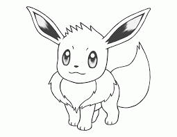 forms eevee coloring pages to download and print for free