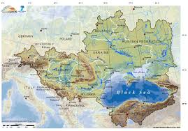 Mediterranean Sea World Map by Basic Geographic Locations Flashcards Quizlet