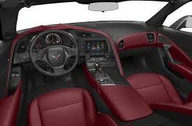 2014 corvette stingray automatic 2014 chevy corvette stingray on 10 best interiors list