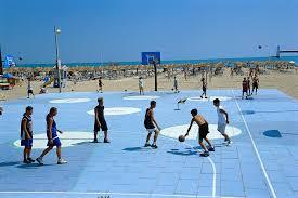 Beach Basket Beach Sports Riviera Di Rimini