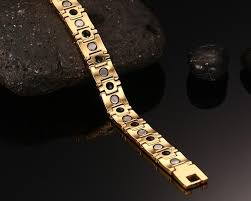 gold bangle bracelet men images Tungsten steel health man gold bangles for hologram bracelet jpg