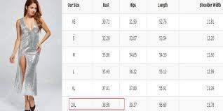 find your best size on dresslily com dresslily reviews