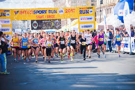 intersport sport life supported the large scale race intersport run ua 2017