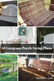 porch blueprints 56 diy porch swing plans free blueprints mymydiy inspiring