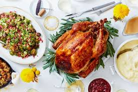 how to easily cook thanksgiving dinner with martha marley spoon
