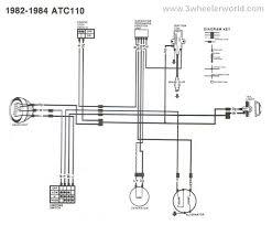 honda 110 headlight wiring honda free wiring diagrams