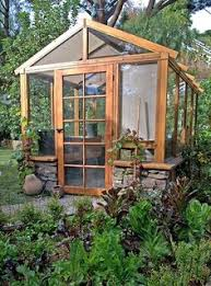 Backyard Greenhouse Designs by Greenhouse In The Backyard I Want The Rain Barrel With Spigot